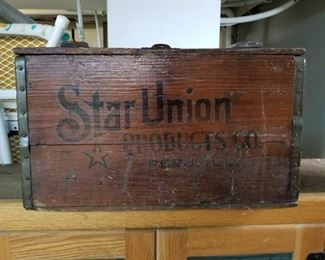 Star Union Crate