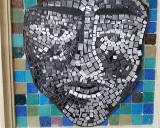 Mosaic artwork