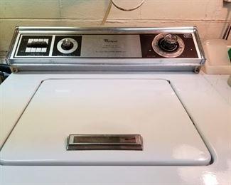 Whirlpool washer