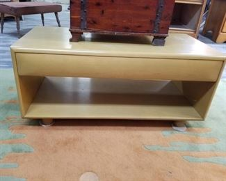 Heywood Wakefield ?? - unmarked coffee table