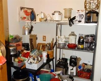 Small appliances ... anything you might need