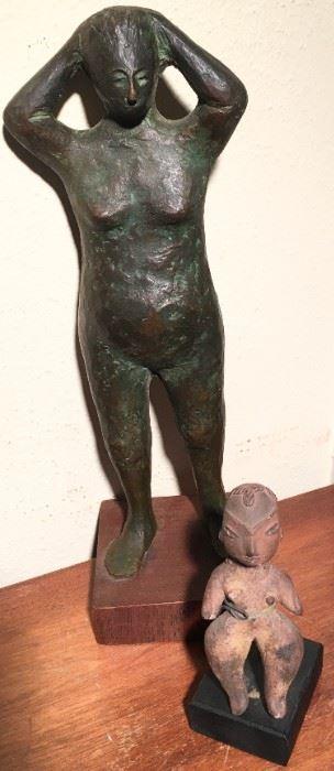 Bronze by Joe Nicholson