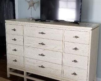 Master bedroom set - dresser & two nightstands by Stanley