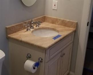 Bath vanities manufactured by kahles kitchens