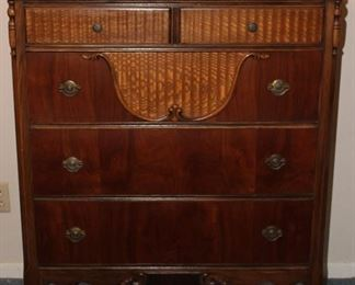 Depression Era Highboy Chest