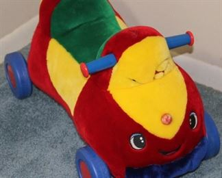 Plush Riding toy