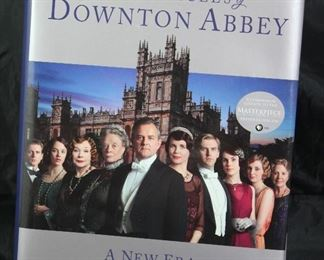 The Chronicles of Downton Abby byJessica Fellowes and Matthew Sturgis