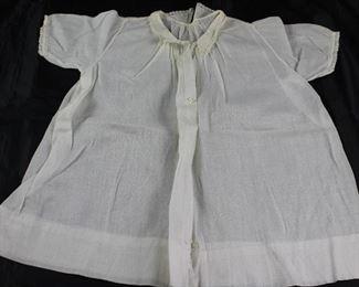 Infant Dress  (1940-50's)