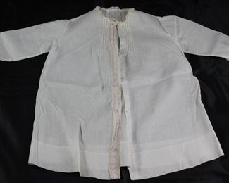 Infant Front Button Up Dress/Jacket