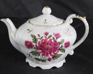 Royal Sealy Japan musical tea pot