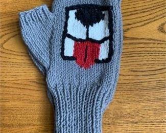 Lot 38 Fingerless Gloves-A