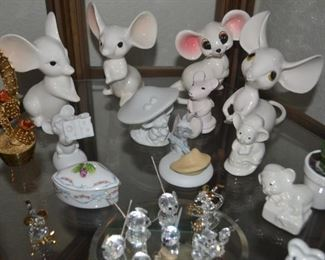 Just the tip of the iceberg for the mice collection