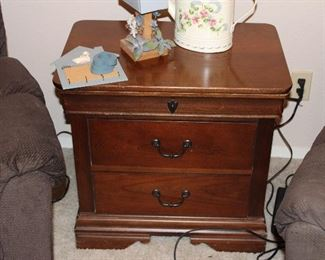 Broyhill three-drawer chest