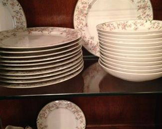 More Beaumont china