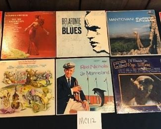 Assorted Vinyl Records from the 60's and 70's https://ctbids.com/#!/description/share/260137