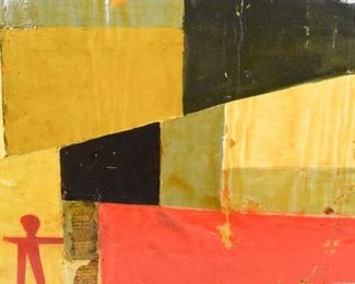 Outsider Art Mixed Media by Wayne Cunningham