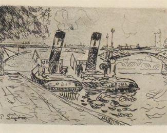 Paul Signac Print