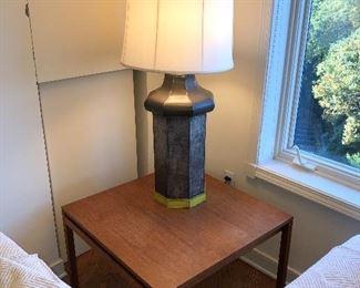 Oversized Tin lamp 125