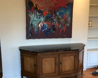 Painting 350 Server (Baker) 400