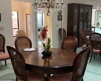 Henredon Dining Suite