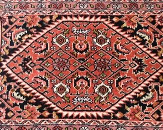"Miniature Persian Rug (approx. 2' x 1'4"")"