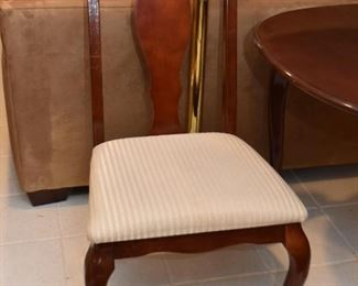Dining Table & 4 Chairs Set