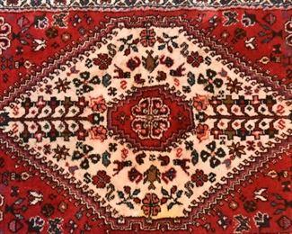 "Persian Carpet / Rug (approx. 2'2"" x  3'2"")"