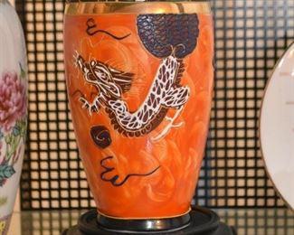 Chinese & Japanese Porcelain (Plates & Vases)