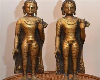 Brass Buddha Statues