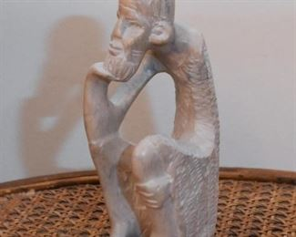 Soapstone Carving / Statue