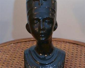Ceramic Egyptian Bust
