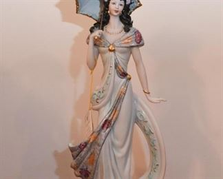 Collectible Porcelain Figurines