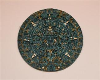 Mayan Calendar Wall Hanging