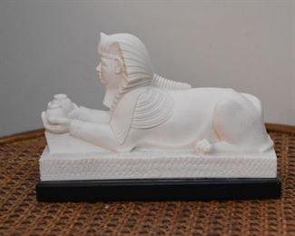 Egyptian Sphinx Figurine