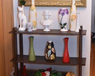Small Bookshelf / Bookcase, Home Decor, Vases & Figurines