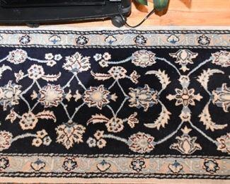 "Persian Tabas Rug Runner (approx. 8'6"" x 2'2"")"