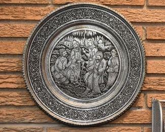 Decorative Metal Plates