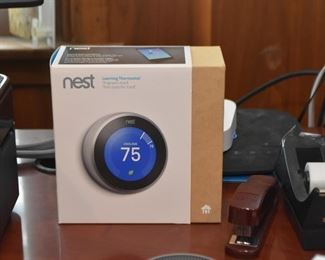 Nest Learning Thermometer