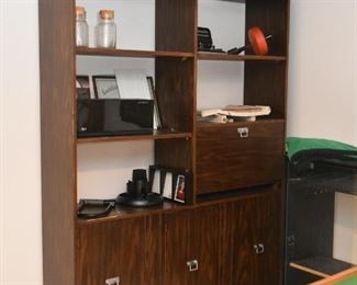 Wall Shelf - Cabinet Unit / Secretary