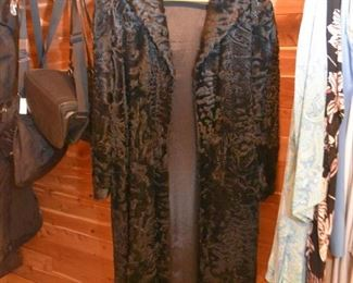 Vintage Women's Lamb Coat