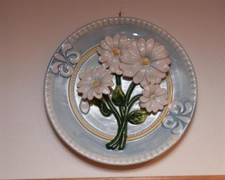 Decorative Plate / Wall Hanging (Relief)