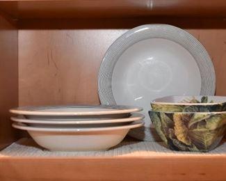 Dinnerware - Dishes - Bowls