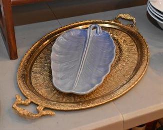Serving Platters & Plates
