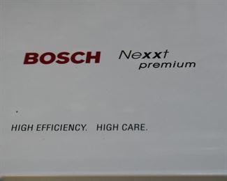 Bosch Nexxt Premium Washer & Dryer