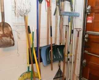 Garden Tools, Household