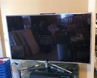 """Samsung 52"""" Flat Screen - 3D TV"""