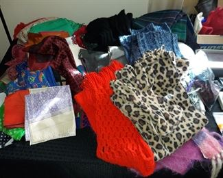 Scarves and Winter Accessories