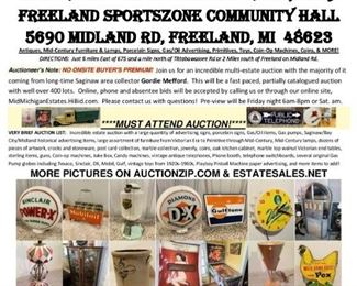 Nov 23 Auction Flyer