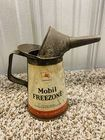 Mobil Freeze oil can