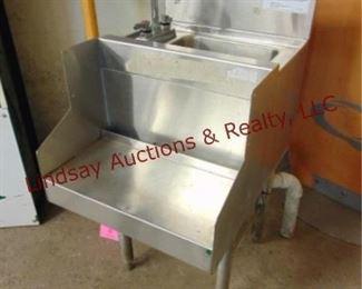 bar sink undercounter